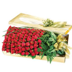 장미 꽃상자
