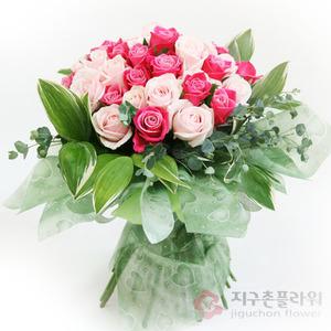 아름드리(꽃다발)