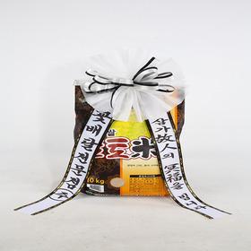 근조 쌀 리본 10K (배송비무료)